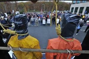Protest NOAA